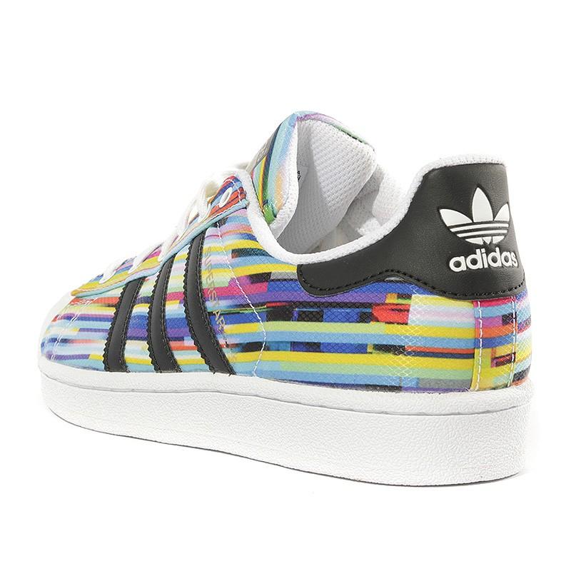 Garçon Adidas Aq0vnzwtts Couleur Fille Superstar Multi Chaussures W2eEHID9Yb