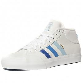 Chaussures Montante Matchcourt Advantage Blanc Homme Adidas