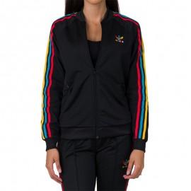 Veste Superstar Noir Femme Adidas