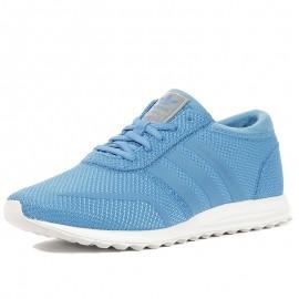 Chaussures Los Angeles Bleu Garçon Adidas