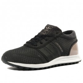 Chaussures Los Angeles Noir Femme  Adidas