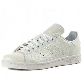 Chaussures Stan Smith Blanc Femme Adidas
