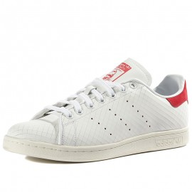 Chaussures Stan Smith Blanc Homme Femme Adidas