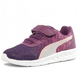 Chaussures Comet V Infinity Violet Bébé Fille Puma