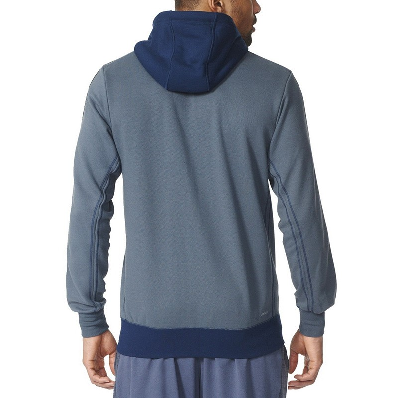 Veste à Capuche Sport Essentials Marine Homme Adidas