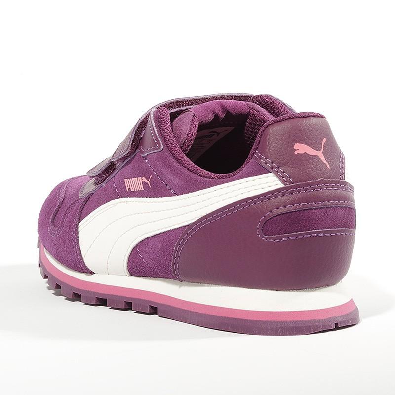 Street Violet Runner Zqxipg Fille Puma Bébé Chaussures 8p6Rz
