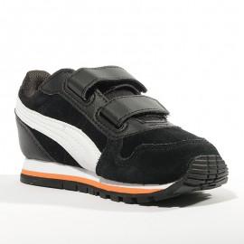 Chaussures Infinity Street Runner Noir Bébé Garçon Puma