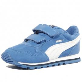 Chaussures Infinity Street Runner Bleu Bébé Garçon Puma