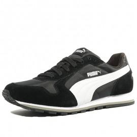 Chaussures Street Runner Noir Homme Puma