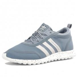Chaussures Los Angeles Bleu Femme Adidas