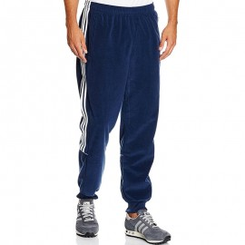 Pantalon Challenger Peau de Pêche Marine Homme Adidas