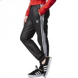 Pantalon Regular Noir Mat Femme Adidas