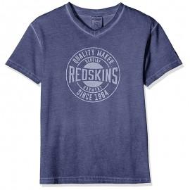 Tee-Shirt Rosario Bleu Garçon Redskins