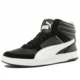 Chaussures Rebound Street V2 Noir Homme Puma