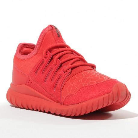 Chaussures Tubular Radial Rouge Garçon Adidas   Rakuten