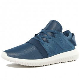 Chaussures Tubular Viral Bleu Femme Fille Garçon Adidas
