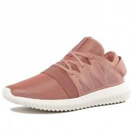 Chaussures Tubular Viral Rose Femme Adidas