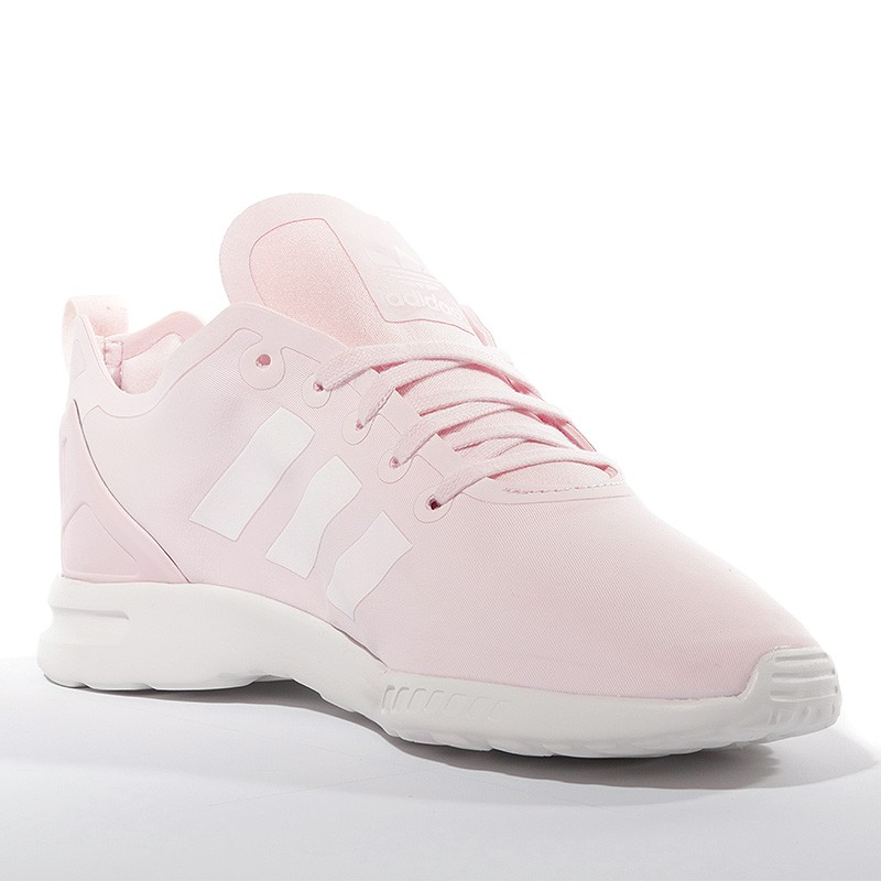 adidas Chaussures ZX Flux ADV Smooth Rose Femme