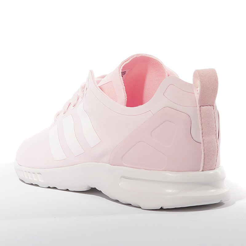 Chaussures ZX Flux ADV Smooth Rose Femme Adidas