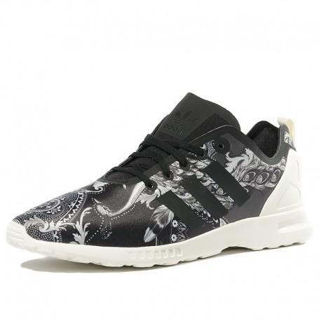 adidas Chaussures ZX Flux ADV Smooth Noir Femme tVKpxDni