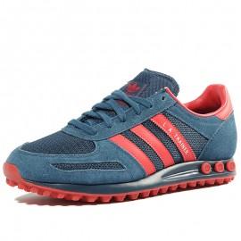 Chaussures LA Trainer Bleu Homme Adidas