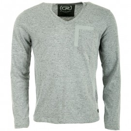 Tee-shirt Gaby Gris Homme Crossby