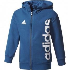 Sweat zippé Garçon Bleu Adidas