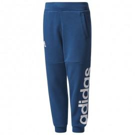 Pantalon Sweat Bleu Garçon Adidas