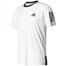 Tee-shirt Tennis Blanc Garçon Adidas