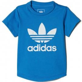 Tee Shirt Réactif aux Uv Bleu Bébé Garçon Adidas