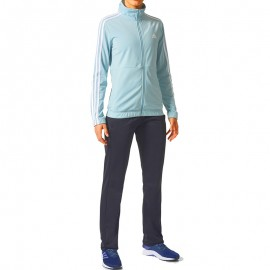 Survêtement Vert Entrainement Femme Adidas