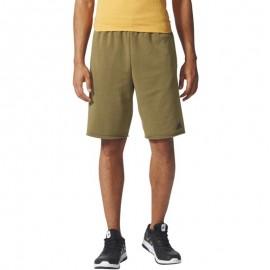 Short Essential Vert Homme Adidas