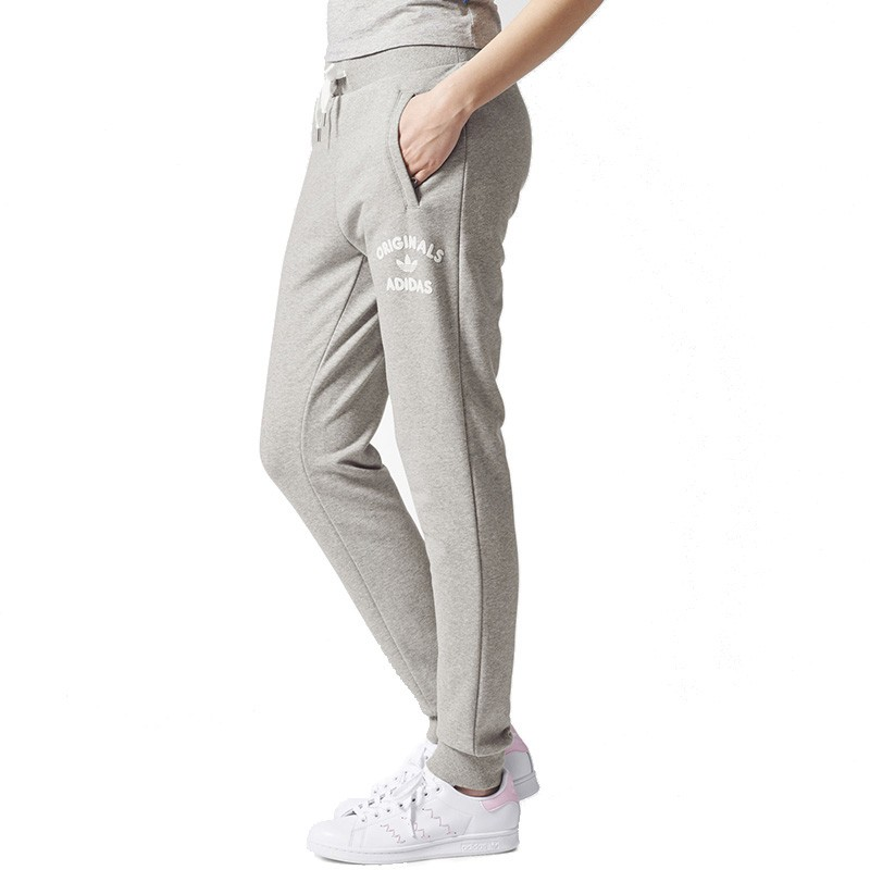 sweat adidas gris femme