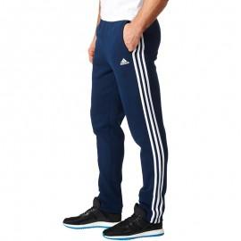Pantalon Molleton Marine Homme Adidas