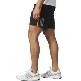 Short Response Running Noir Homme Adidas