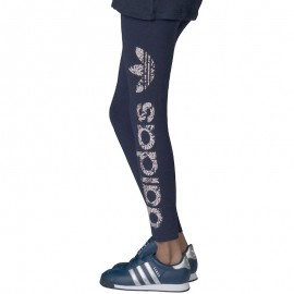 Legging Marine Fille Adidas