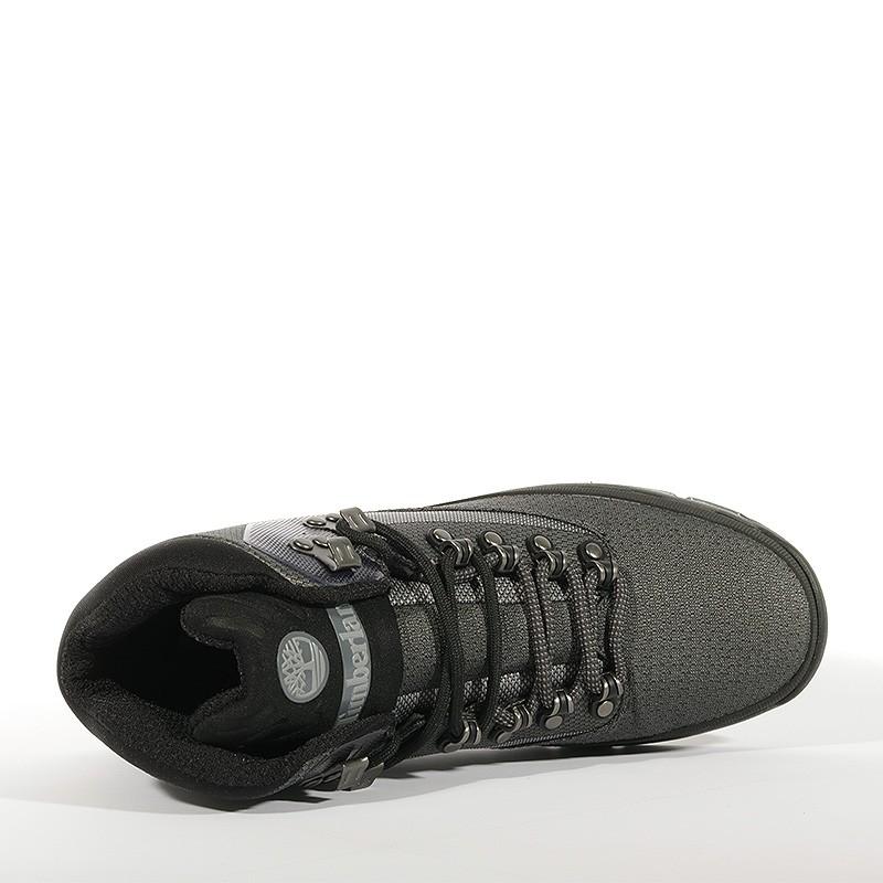 Chaussures Bottes Euro Hiker Jaquard Gris Randonnée Homme