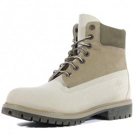 Chaussures Bottes Héritage 6 in Premium Beige Randonnée Homme Timberland