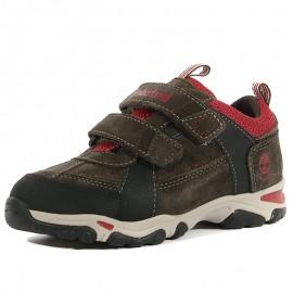 Chaussures Trail Force EK Marron Noir Randonnée Garçon Timberland