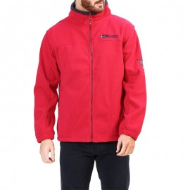 Veste Polaire Homme Tarizona Rouge Geographical Norway