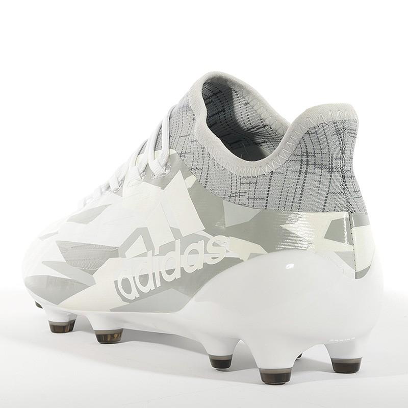 online store 36b02 bb837 Chaussures X16.1 FG Blanc Football Homme Adidas