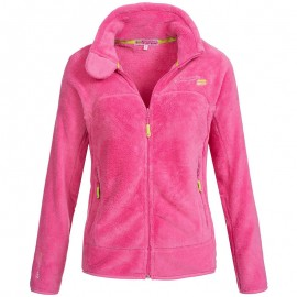Veste Polaire Unicorne Femme Rose Geographical Norway