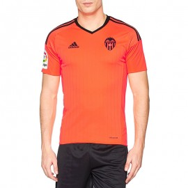 Maillot Valence Football Orange fluo Homme Adidas