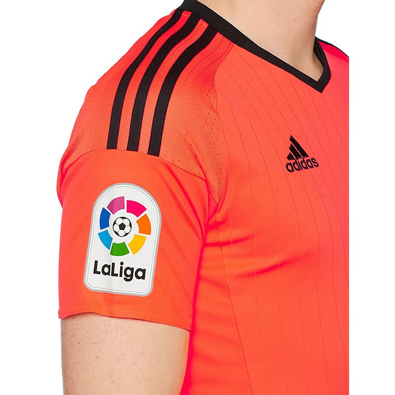 Maillot Valence Football Orange fluo Homme Adidas
