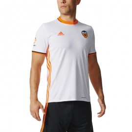 Maillot Valence Football Blanc Homme Adidas