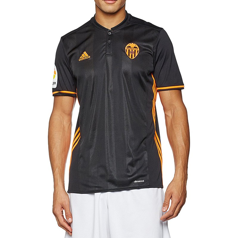 Maillot Homme Adidas Football Valence Noir wrgwRqACx