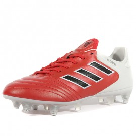 Chaussures Copa 17.2 SG Rouge Football Homme Adidas