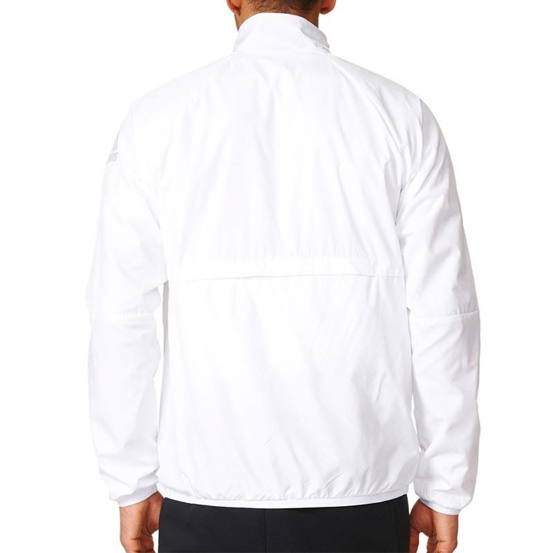 adidas veste blanche homme