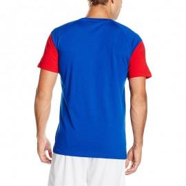 Tee-shirt Espagne Football Bleu Homme Adidas