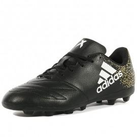 Chaussures X 16.4 FxG Noir Football Garçon Adidas